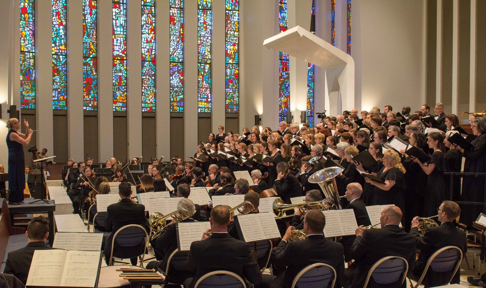 March 18th – Mozart Requiem with the McLean Orchestra