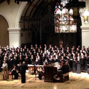 Choralis at Epiphany Chorus America