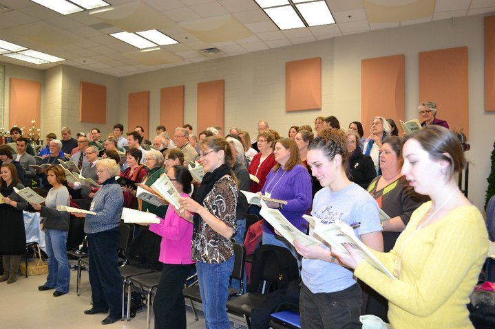 Sing-Along with Choralis this Summer!