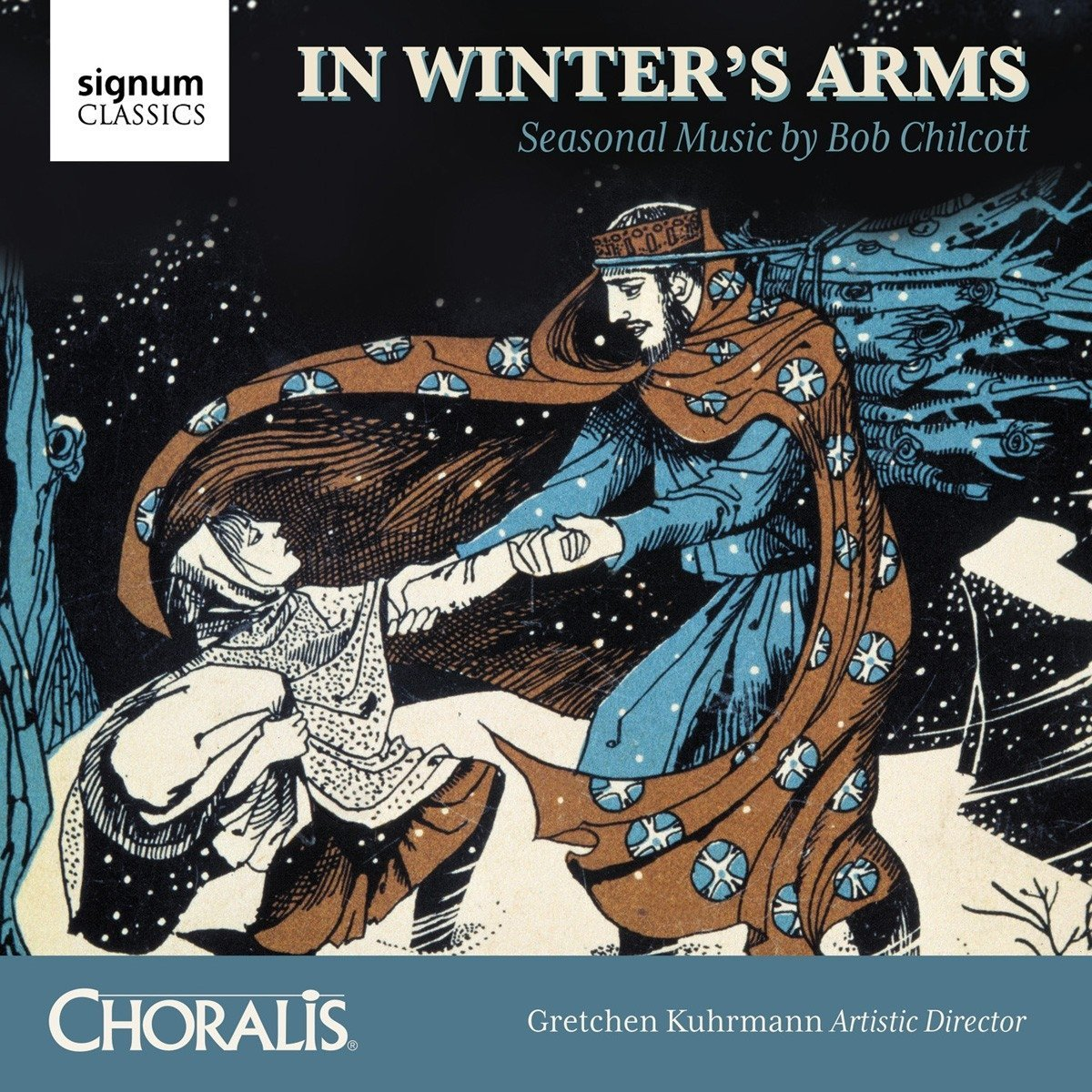 "Choralis ""In Winter's Arms"" CD Garners Great Reviews!"