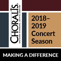 Choralis Offering the Beauty of Fauré and Mozart